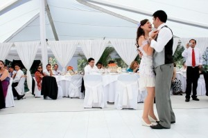 Matrimonio Bailando Vals